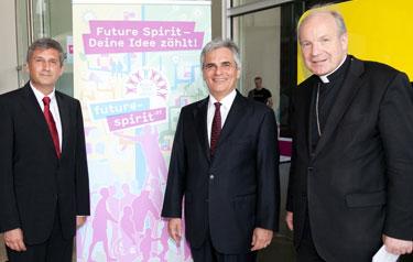 Future Spirit Referenzkunde der PR Agentur Martschin & Partner