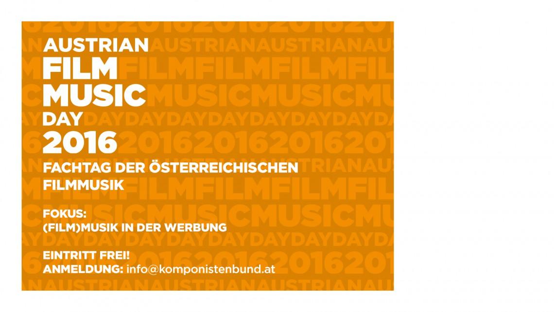 PR Bild ÖKB Komponistenbund Sujet Austrian Film Music Day