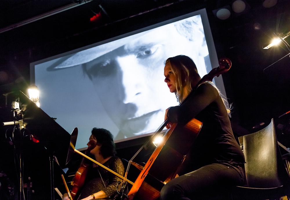 PR Bild Österreichischer Komponistenbund (ÖKB) Film Composers' Lounge #6