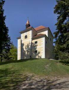 PR Bild BDA Rosalienkapelle Forchtenstein © BDA, Foto: Martina Oberer-Kerth