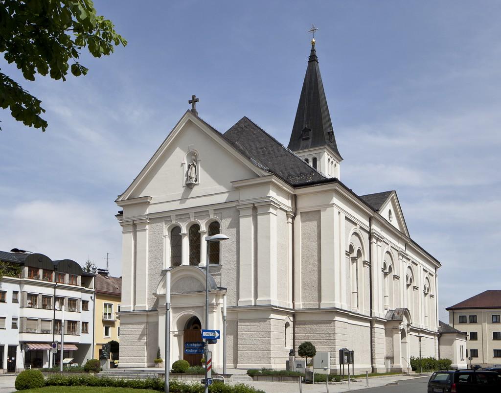 PR Bild BDA Oberndorf Pfarrkirche © BDA Foto Petra Laubenstein