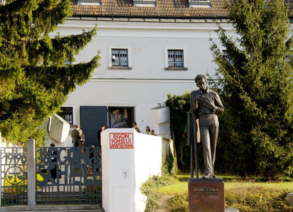 Egon Schiele Museum Tulln © Helmut Lackinger