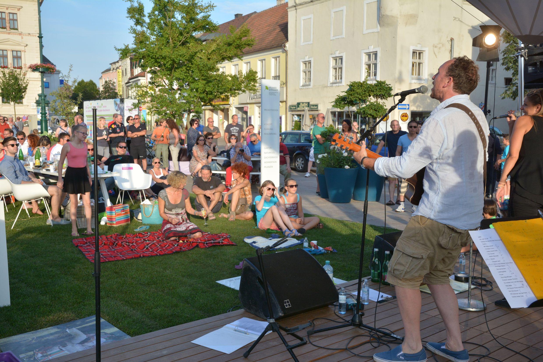 Gartenfestwochen Tulln 10 Tage Kunst Kultur Und Kulinarik In Den