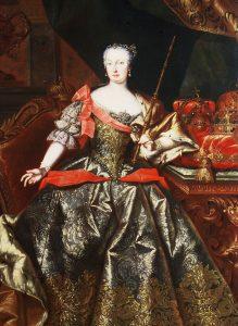 PR Bild Bundesdenkmalamt Portrait Maria Theresia