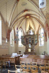 PR Bild BDA Dietmanns Bründlkirche © BDA
