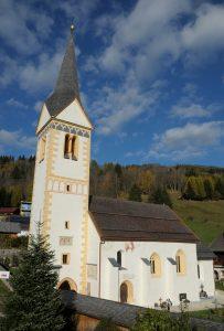 PR Bild BDA St. Martin im Lungau Filialkirche © Heinz Michael