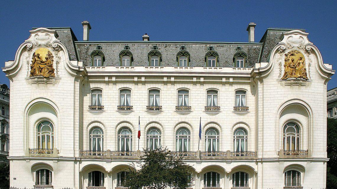 PR Bild BDA Französische Botschaft © Ambassade de France en Autriche