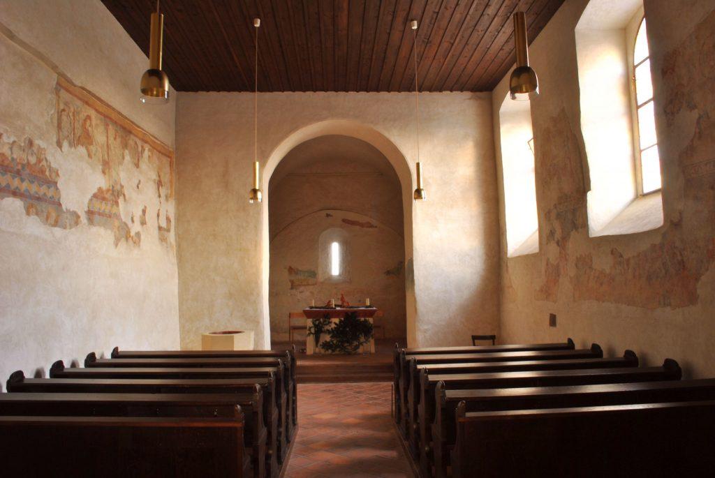 PR Bild BDA Oberschützen Friedhofskirche © contemplom