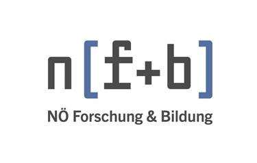 Niederösterreichische Forschungs- und BildungsgmbH Referenzkunde der PR Agentur Martschin & Partner