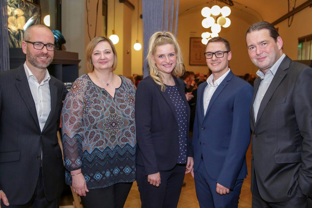 PR Bild/Martschin & Partner und Nusser & Partner/Neujahrstreffen 2018/Agenturbild © Martschin & Partner GmbH/APA-Fotoservice/Hautzinger