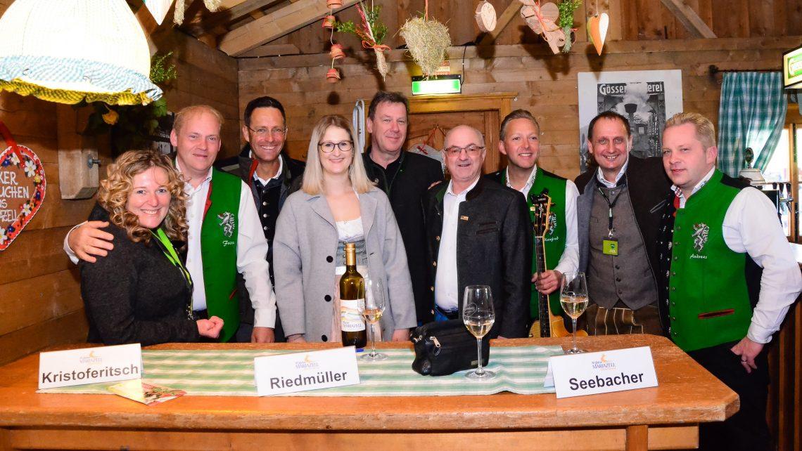 PR Bild Mariazell Pressegespräch © Elisabeth Lammer