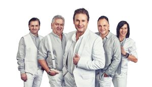 PR Bild Nockalm Quintett Nockalm Quintett tritt bei Mariazeller Bergwelle auf
