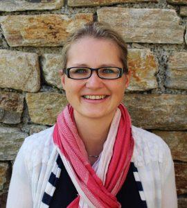 PR Bild Susanne Derler, Geschäftsführerin von Vino Versum Posydorf Tourismus