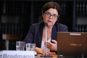 Univ.-Prof. Dr. Marianne Brodmann (Past Präsidentin der European Society for Vascular Medicine (ESVM)