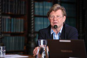 Univ.-Prof. Dr. Michael Gschwandtner (Vorstandsmitglied der ÖGIA)