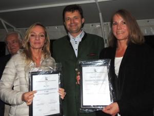 PR Bild Österreichische Gesellschaft für Senologie ÖGS Preisverleihung Publizistikpreis 2013