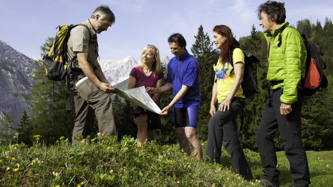 PR Bild Nationalpark Gesäuse Ranger