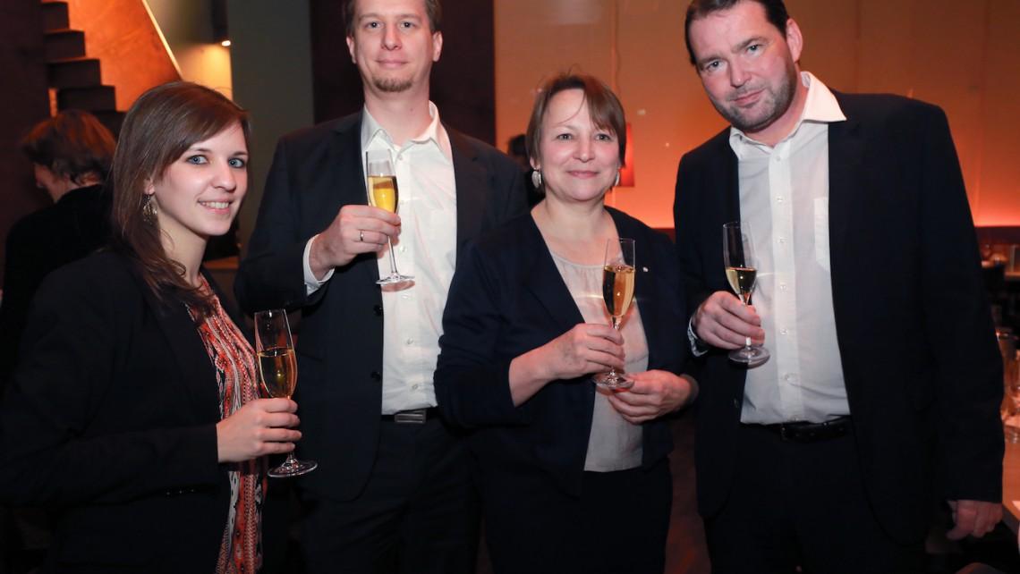 PR Bild Martschin & Partner, Neujahrsempfang 2016