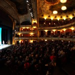 PR Bild Gemeinwohlfest 2016 im Wiener Volkstheater