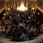PR Bild Gemeinwohl Ökonomie, Gemeinwohlfest 2016, Party in der Roten Bar
