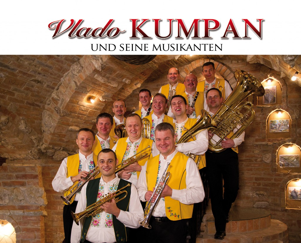 Mariazeller Bergwelle PR Bild Vlado Kumpan und seine Musikanten