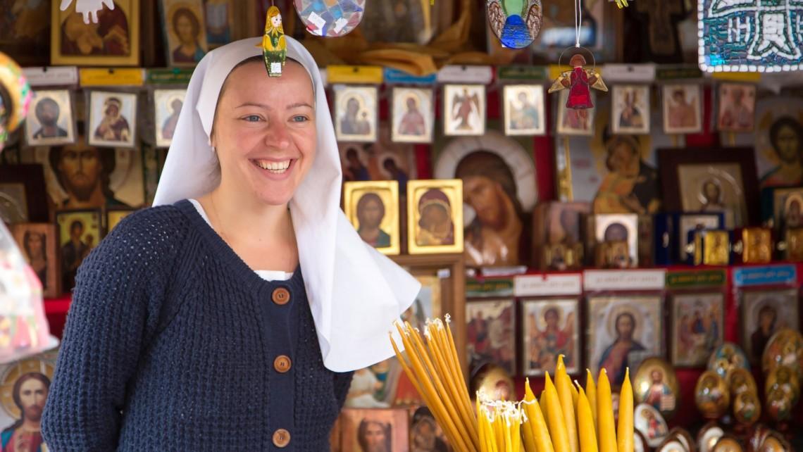 PR Bild Mariazeller Klostermarkt - Handwerkskunst aus Weißrussland am Mariazeller Klostermarkt © www.mariazellerland-blog.at