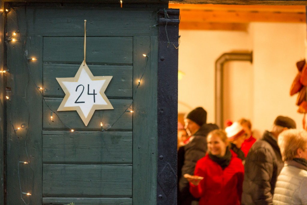 PR Bild Advent in der Weinviertler Kellergasse - Advent in Hadres © Weinviertel Tourismus / Astrid Bartl