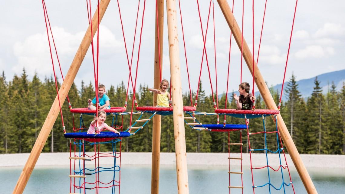 PR Bild Mariazeller Bürgeralpe Biberwasser Adlerhorst © mariazellerland-blog.at