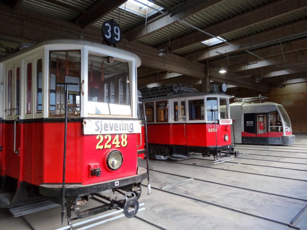 PR Bild BDA Museumsdepot Traiskirchen Halle innen © Helmut Portele