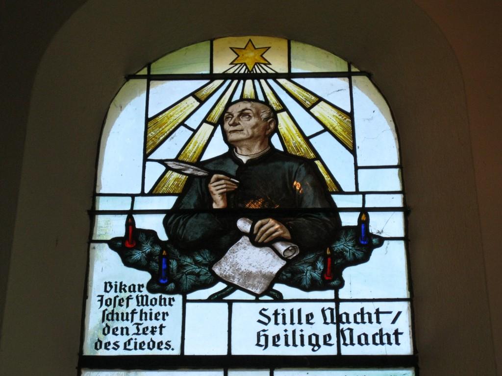 PR Bild BDA Stille-Nacht Kapelle © BDA, Foto: Hans Eder