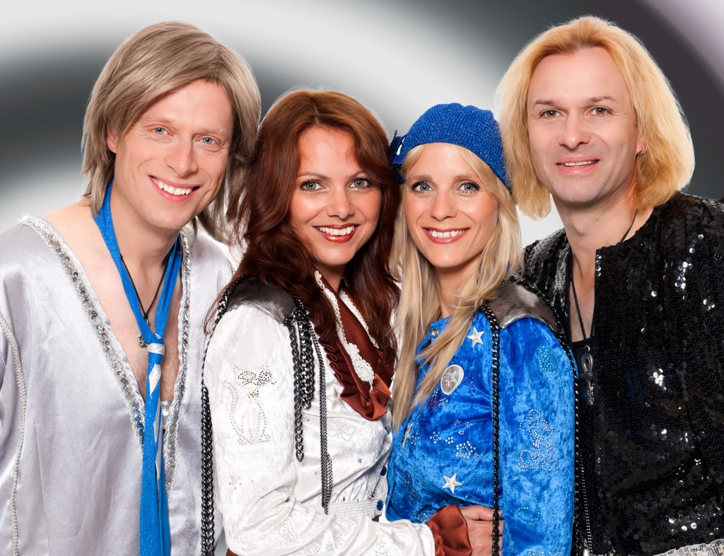 PR Bild Mariazeller Bergwelle The Real ABBA Tribute © The Real ABBA Tribute