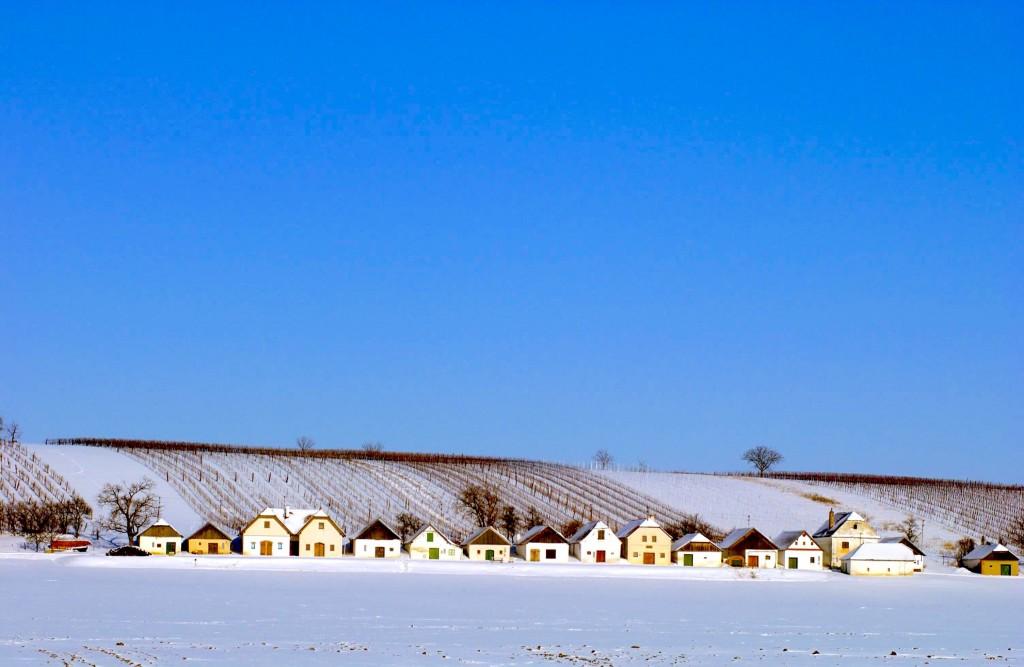 PR Bild Advent in der Weinviertler Kellergasse - Diepolz © Weinviertel Tourismus - Mödl