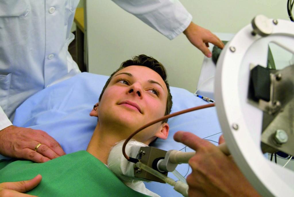 PR Bild Pressebild Hyperthermie-Anwendung © Dr. Sennewald Medizintechnik GmbH