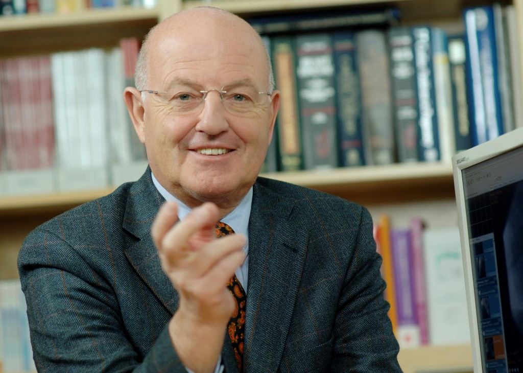 Prim. Univ.-Prof. Dr. Otmar Pachinger, Präsident des Österreichischen Herzfonds © Pachinger
