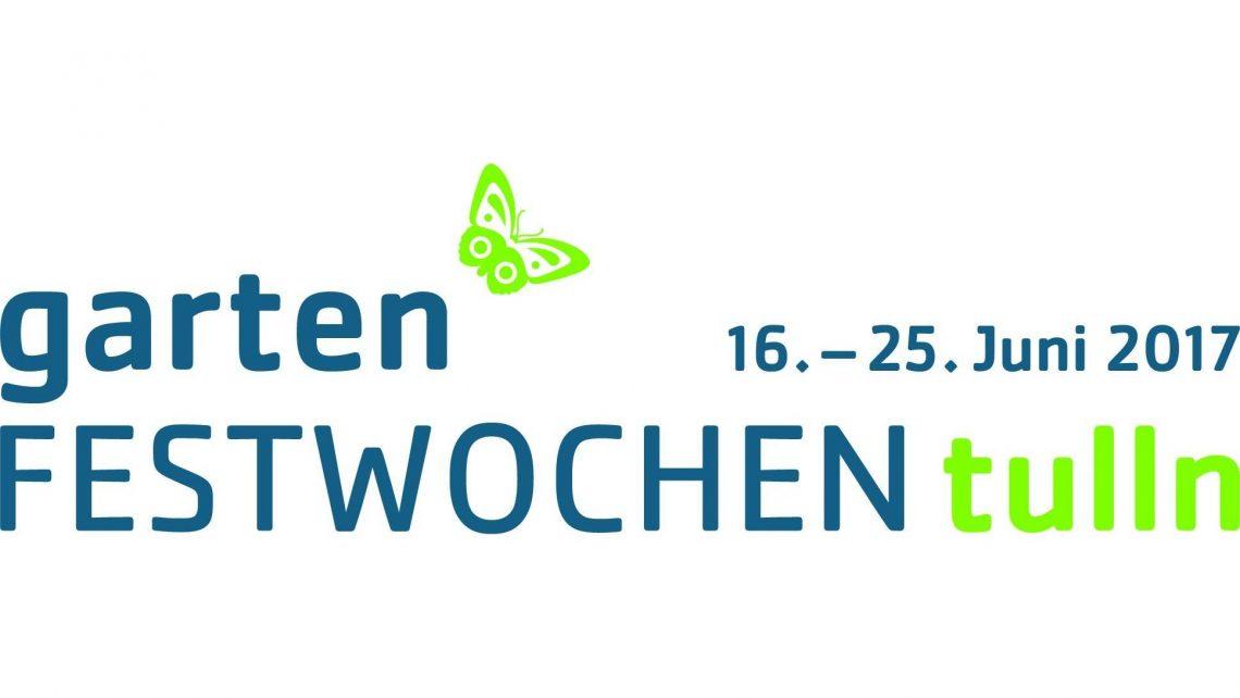 Logo Gartenfestwochen Tulln