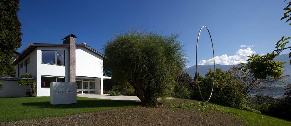 PR Bild BDA Innsbruck Villa Klocker © Richard Wett
