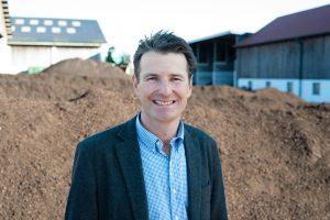 PR Bild Hubert Seiringer, Initiativen-Begründer und Obmann des Kompost & Biogas Verbandes Österreich © Hubert Seiringer