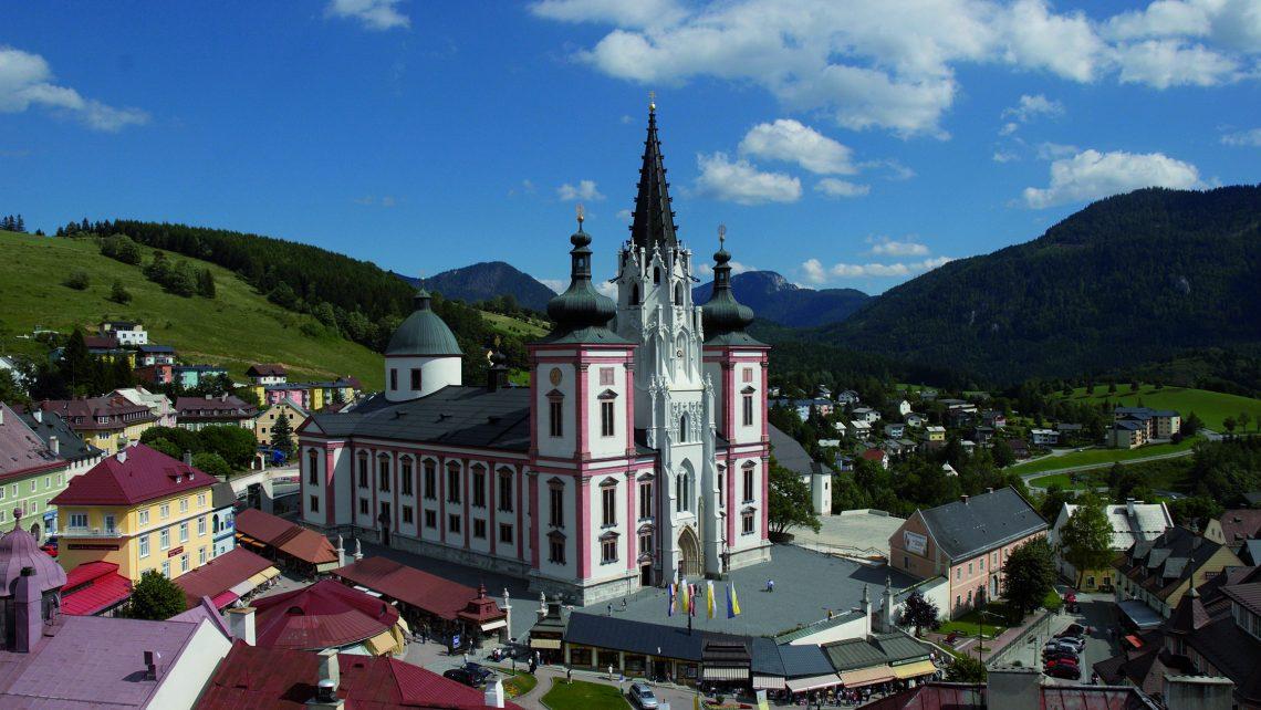 BERGFEX-Weer Mariazell - Weersvoorspelling Mariazell