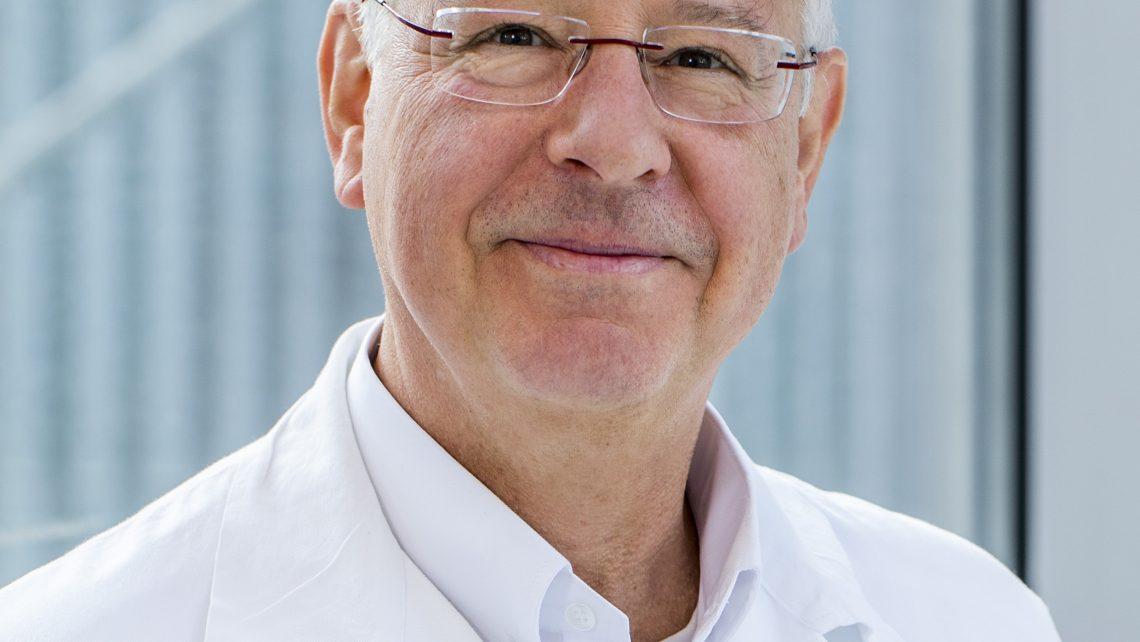 PR Bild ÖGDV Prim. Univ.-Prof. Dr. Klemens Rappersberger © feel image, Felicitas Matern