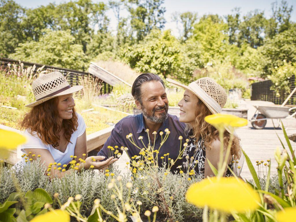 PR Bild Privatgartentage 2019 Die Garten Tulln - Sommer © Andreas Hofer