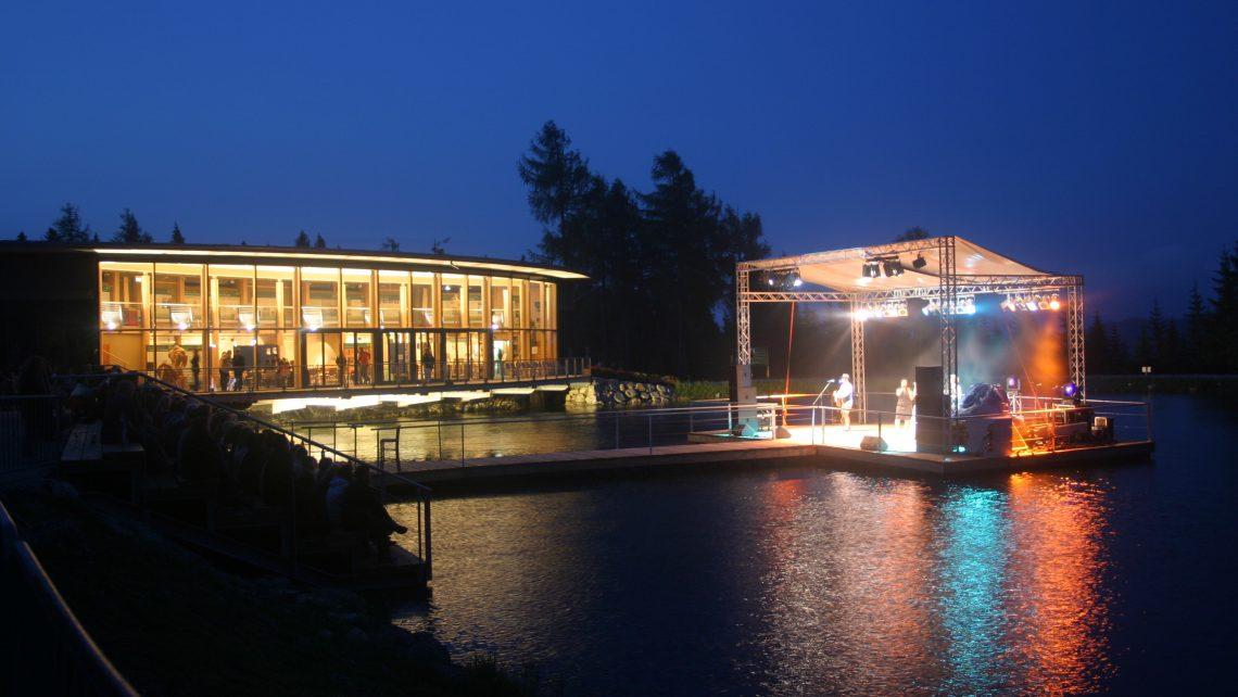 PR Bild Mariazeller Land Konzerte am Bergsee © mariazellerland-blog.at