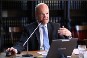 Univ.-Prof. Dr. Rudolf Kirchmair (Vorstandsmitglied der ÖGIA)