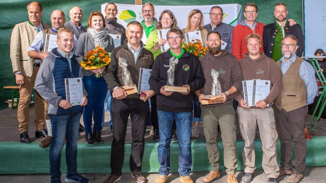 Kompost und Biogas Verband Österreich Pressebild 6. Internationaler Praktikertag Kompostierung