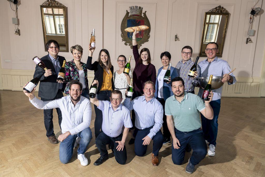 Vino Versum Poysdorf Tourismus - Sektbrunch