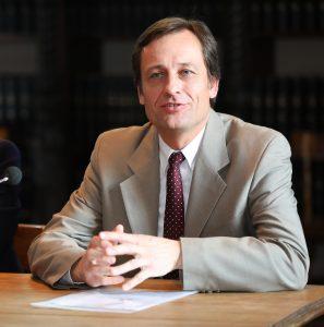 Univ. Prof. Dr. Mathias Schmuth, Vizepräsident der ÖGDV, Direktor der Univ. Klinik für Dermatologie und Venerologie, Innsbruck