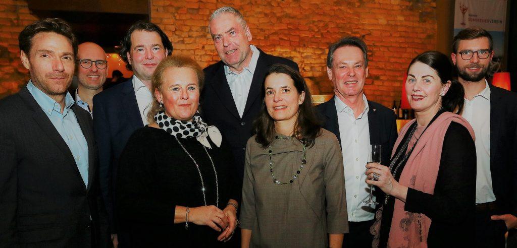 Neujahrstreffen 2020, Martschin & Partner, Nusser & Partner © G.Langegger