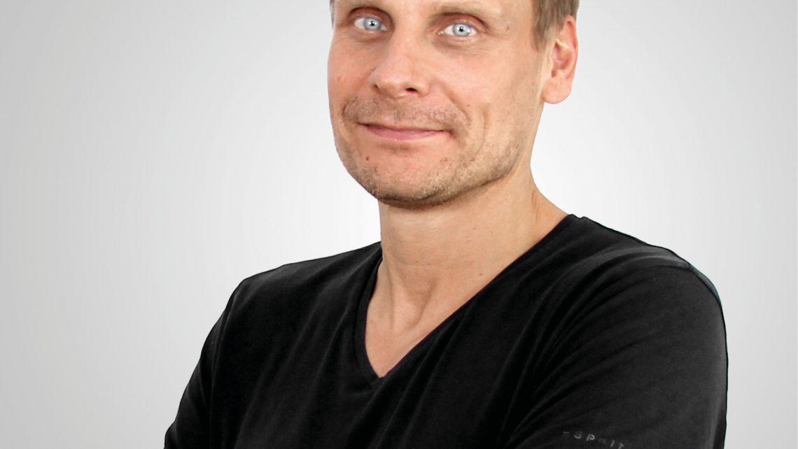 Pressebild, Achim Friedrich, Creative Director der Werbe- und Digitalagetur ghost.company © ghost.company