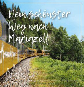 Pressebild Mariazeller Land GmbH Banner Mariazellerbahn © Weinfranz