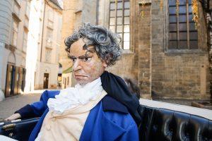Pressebild Beethoven - Erste Wiener Kulturkutsche © Theaterfink
