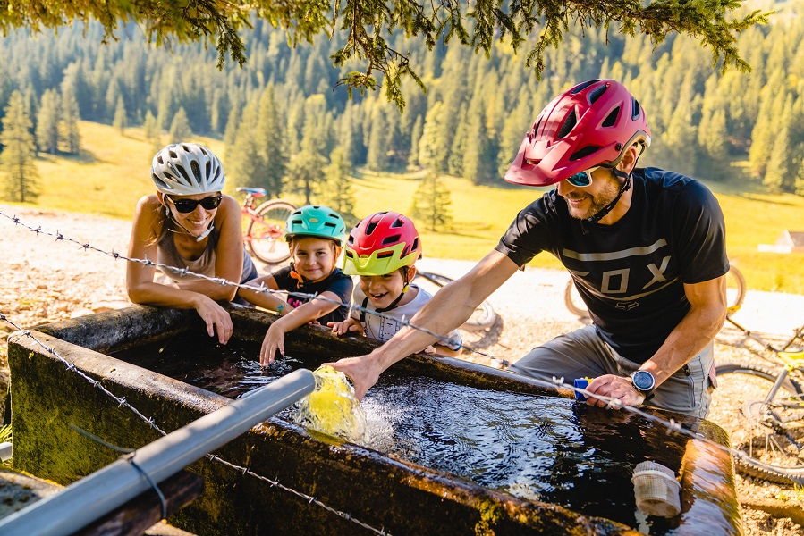 PR-Bild Mariazeller Land GmbH Radfahren in Mariazell © Rudy Dellinger